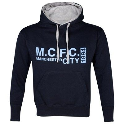 Manchester City Football Club hoodie