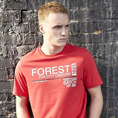 Nottingham forest football club in jacket