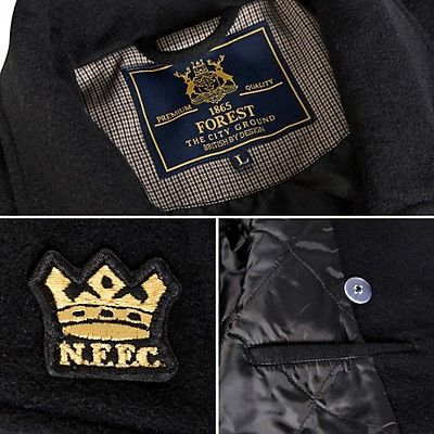 Nottingham forest football club jacket details